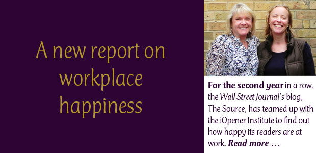 A New Report on Workplace Happiness