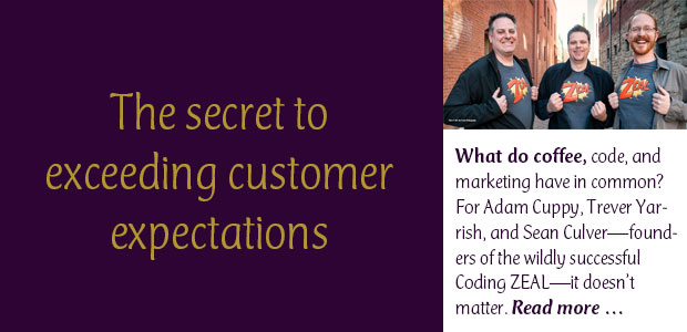 The Secret to Exceeding Customer Expectations