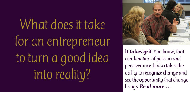 What Does It Take for an Entrepreneur to Turn a Good Idea into Reality (Blog Post)
