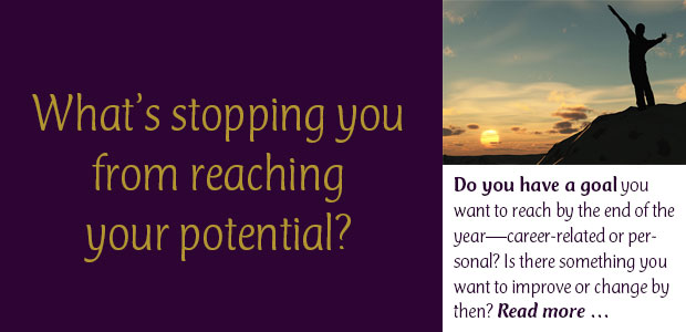 What's Stopping You from Reaching Your Potential?