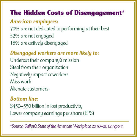 The Hidden Costs of Disengagement