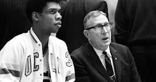 John Wooden Coaching Kareem-Abdul Jabbar