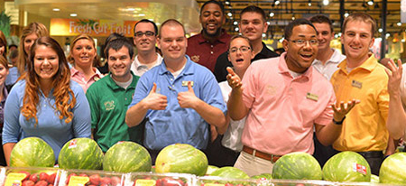 Our Values and Culture, Wegmans