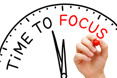 Time to Focus