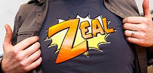 Coding ZEAL T-Shirt