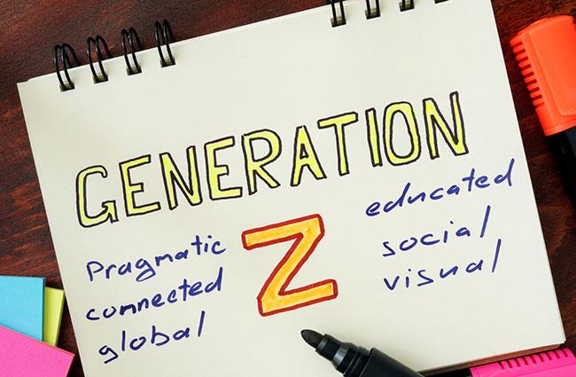 Generation Z Chart