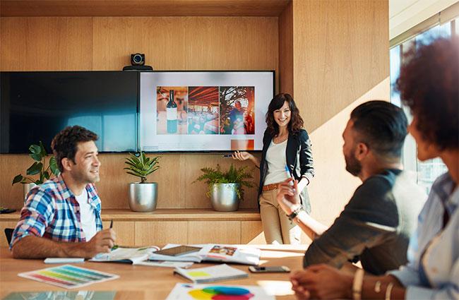 Branding Strategy Meeting