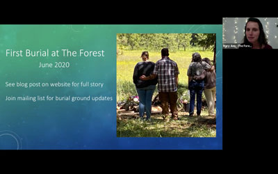 The Forest Webinar Screenshot