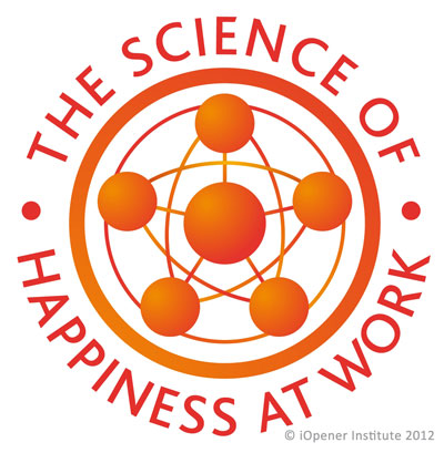 Science of Happiness at Work Logo