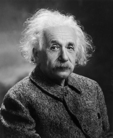 Albert Einstein (1947)